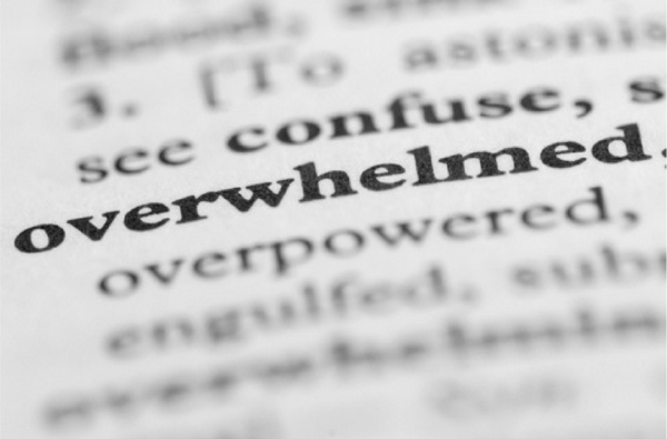 Low Performers add to your sense of Overwhelm