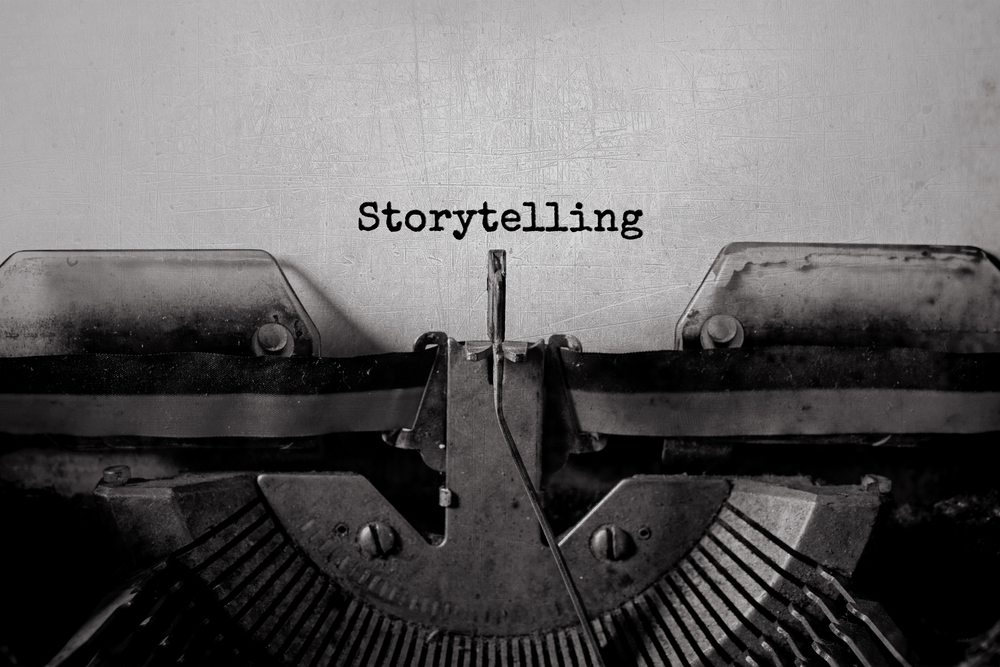 brand storytelling through contnet