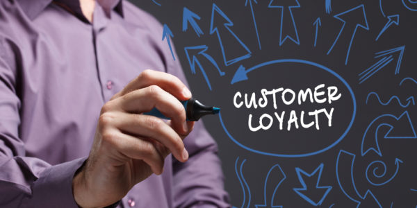 Work Less and Earn More: How to Build Customer Loyalty