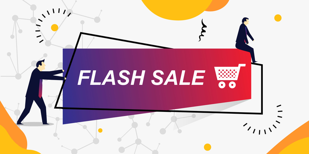 Running a flash sale