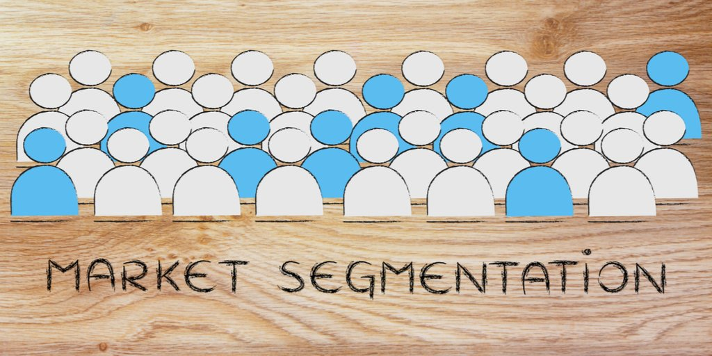 Market segmentation is crucial for businesses