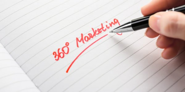 360-Degree Marketing – Part 1: What Is It & 9 Key Components