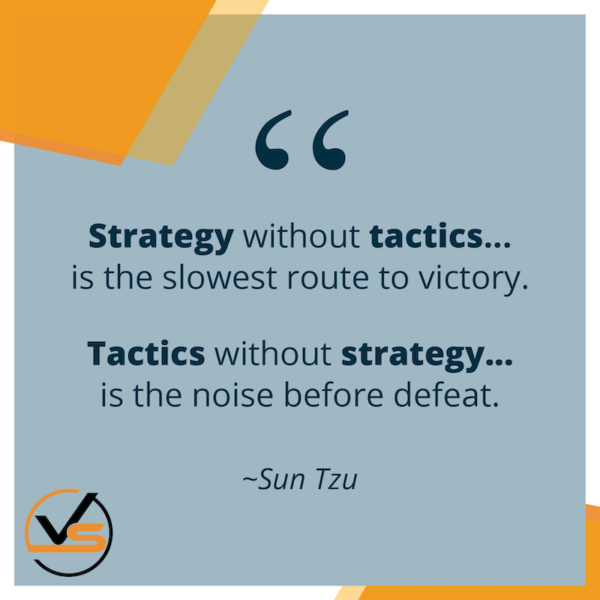 Page: Strategy Trumps Tactics